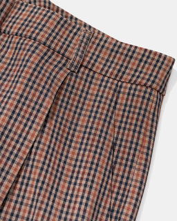 YMC Womens Market Check Trousers
