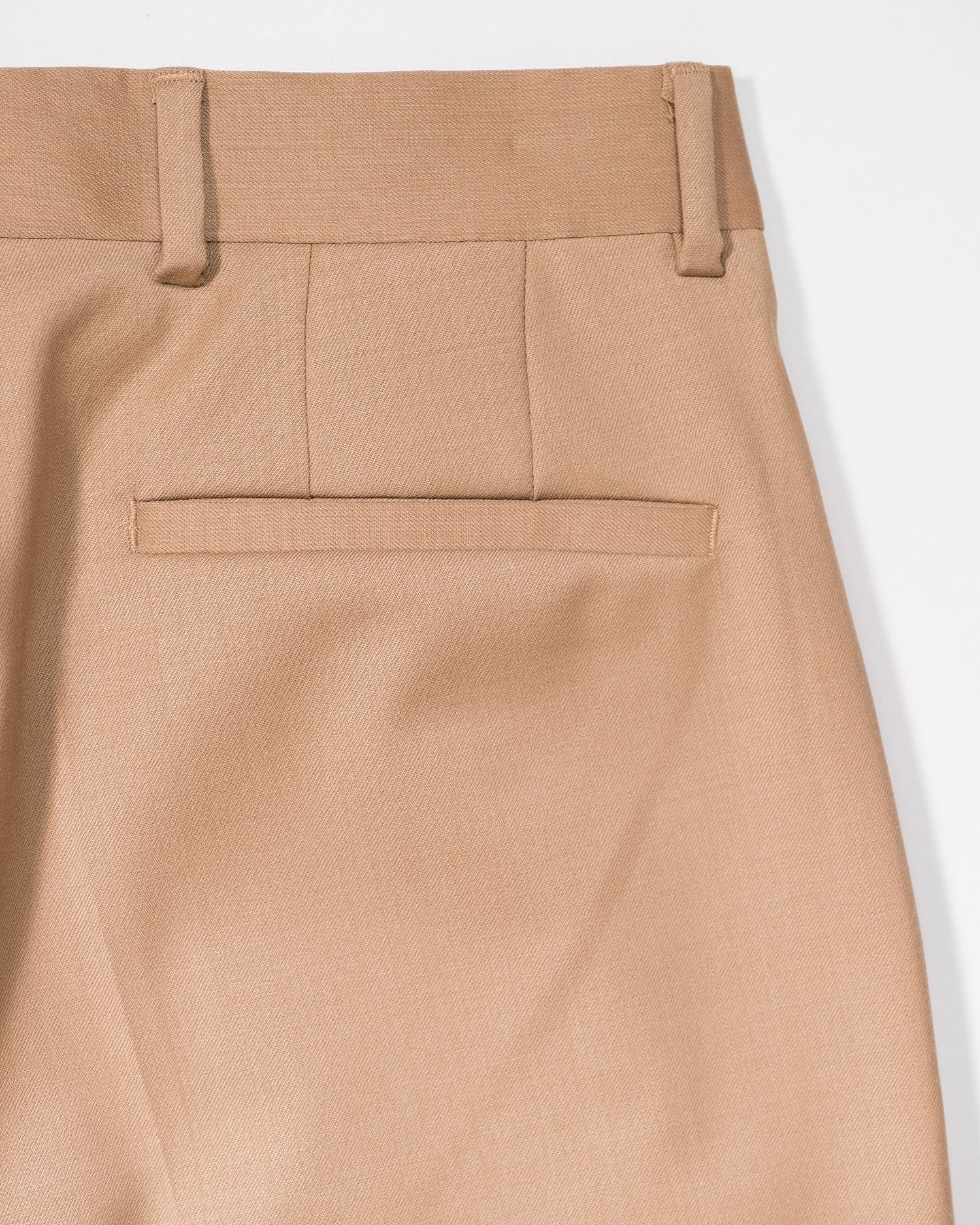 CMMN SWDN Jay Trousers Camel