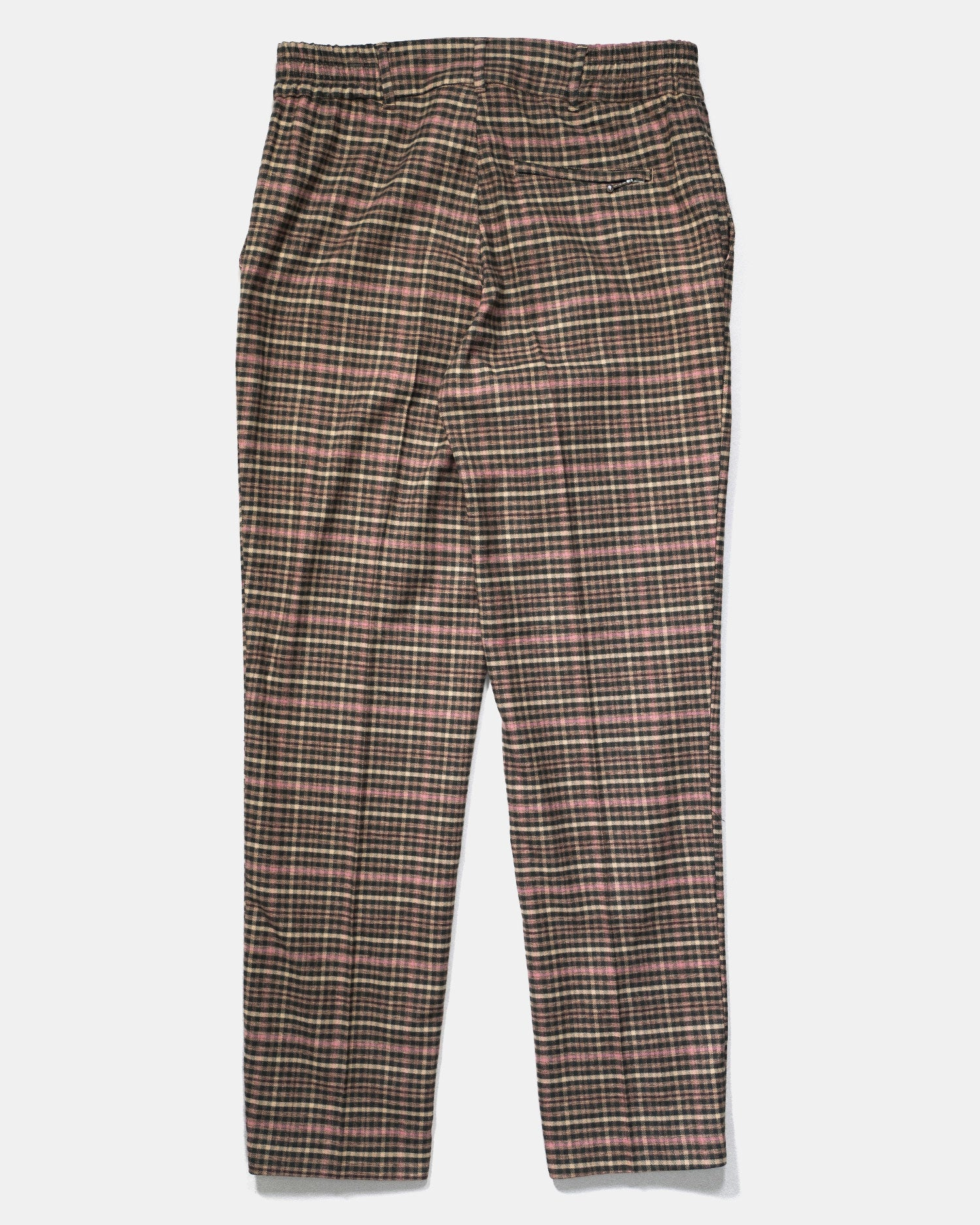 Soulland Wilson Check Trousers