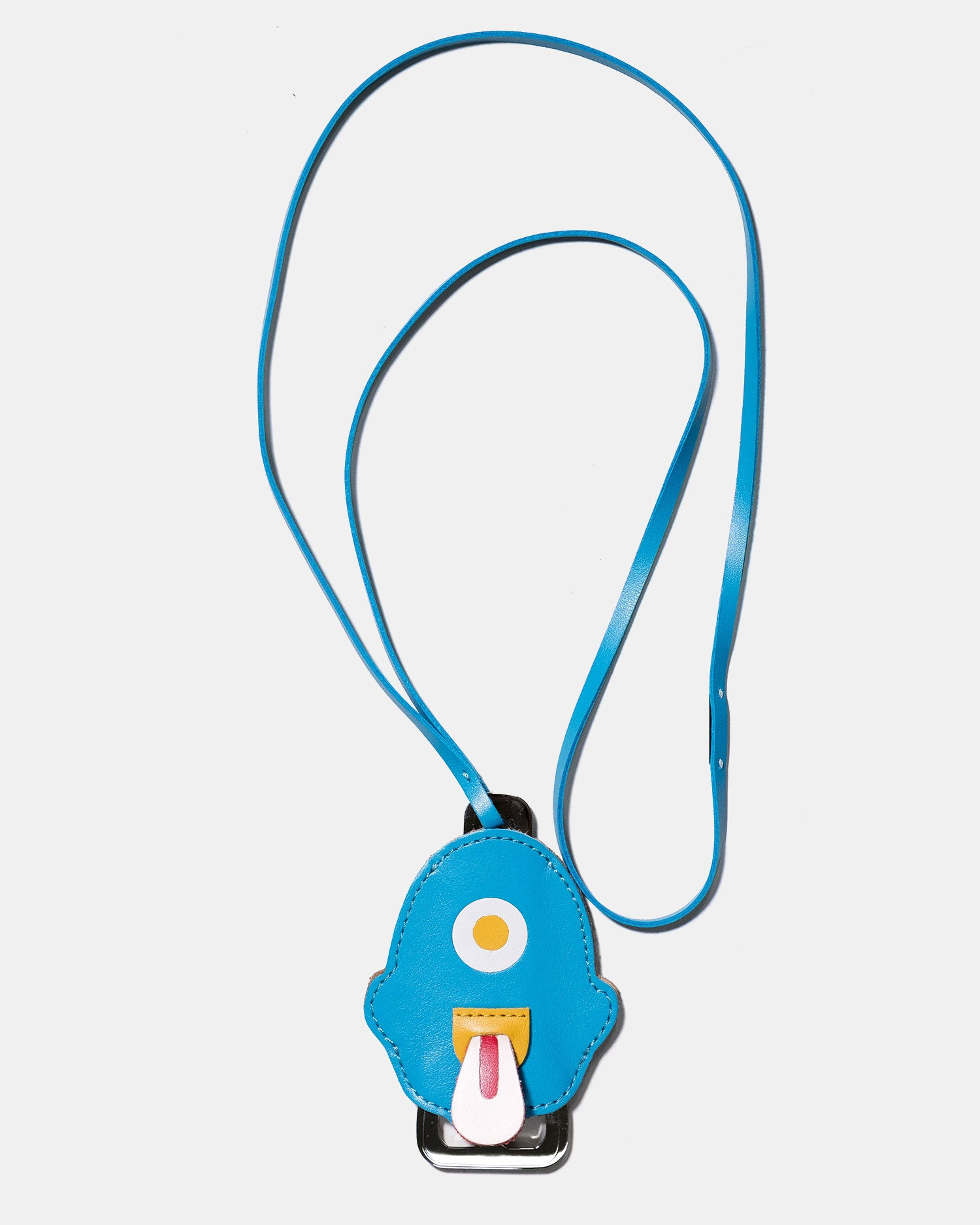 Marni Monster Necklace Petrol