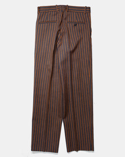 Marni Pinstripe Relaxed Trousers