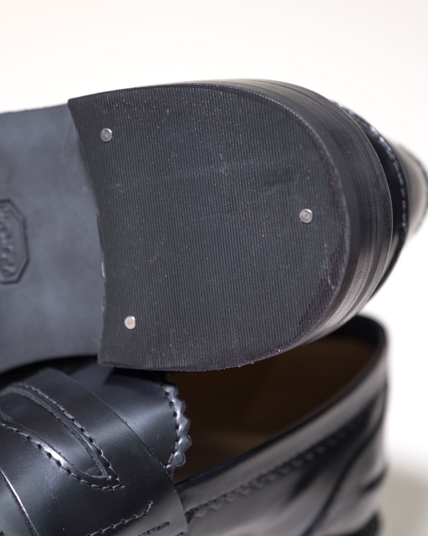 Our Legacy Loafer Black