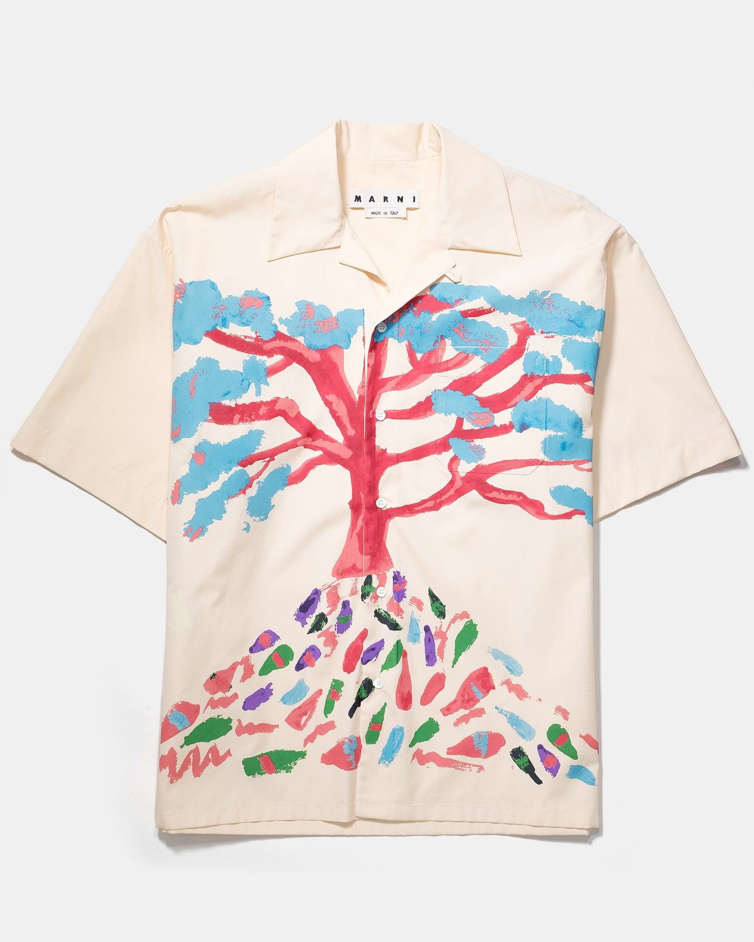 Marni Painted Tree Shirt