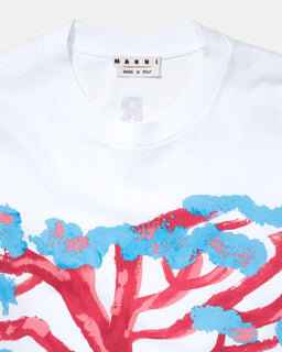 Marni Painted Tree Tee