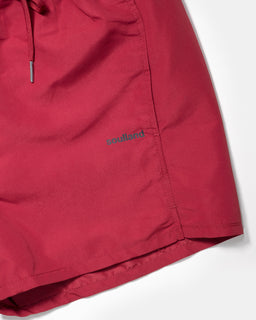 Soulland William Shorts Red