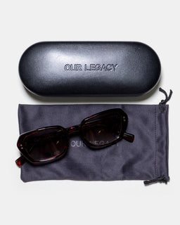 Our Legacy Earth Sunglasses Smoke