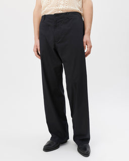 Our Legacy Borrowed Chino Black Voile