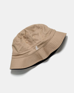 Gramicci Reversible Bucket Hat Navy/Beige