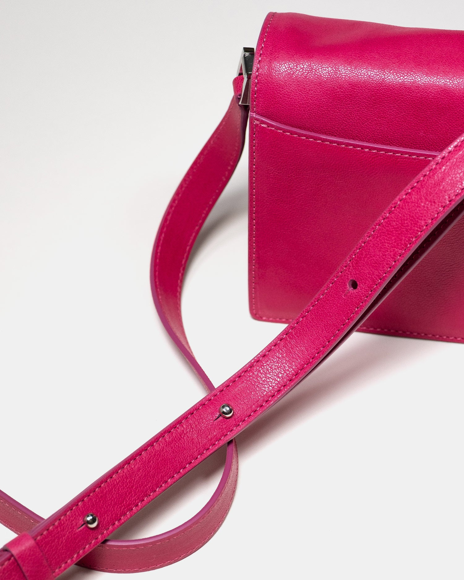 Marni Mini Trunk Cassis Pink