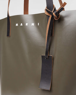 Marni North-South Stripe Tote