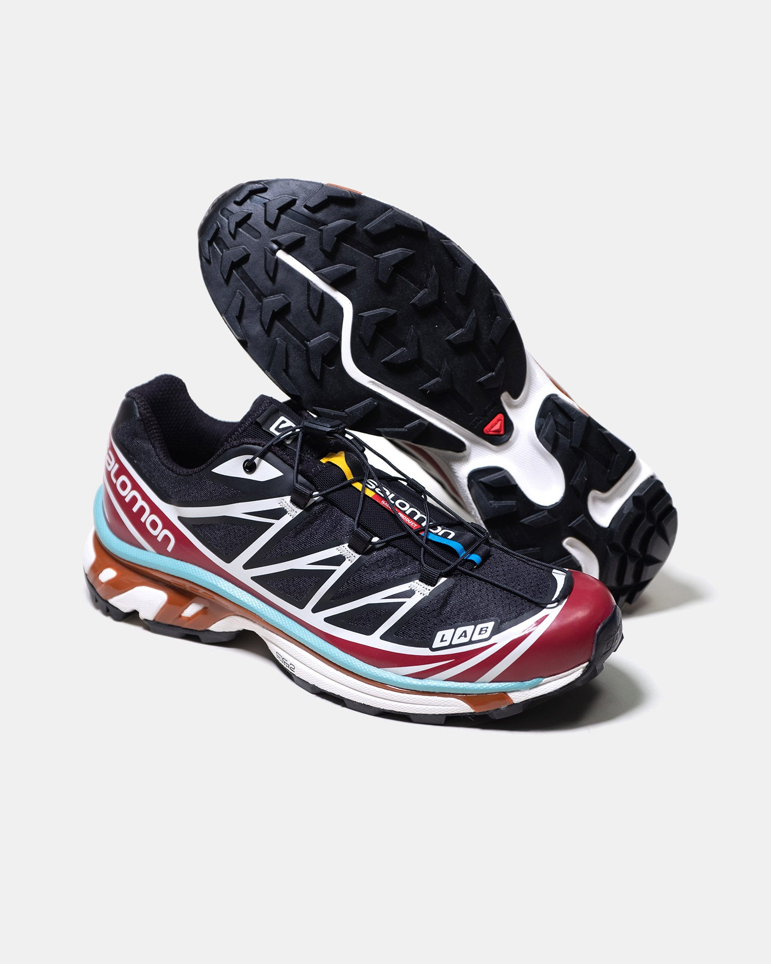 Salomon S/Lab XT-6 Red Dahlia