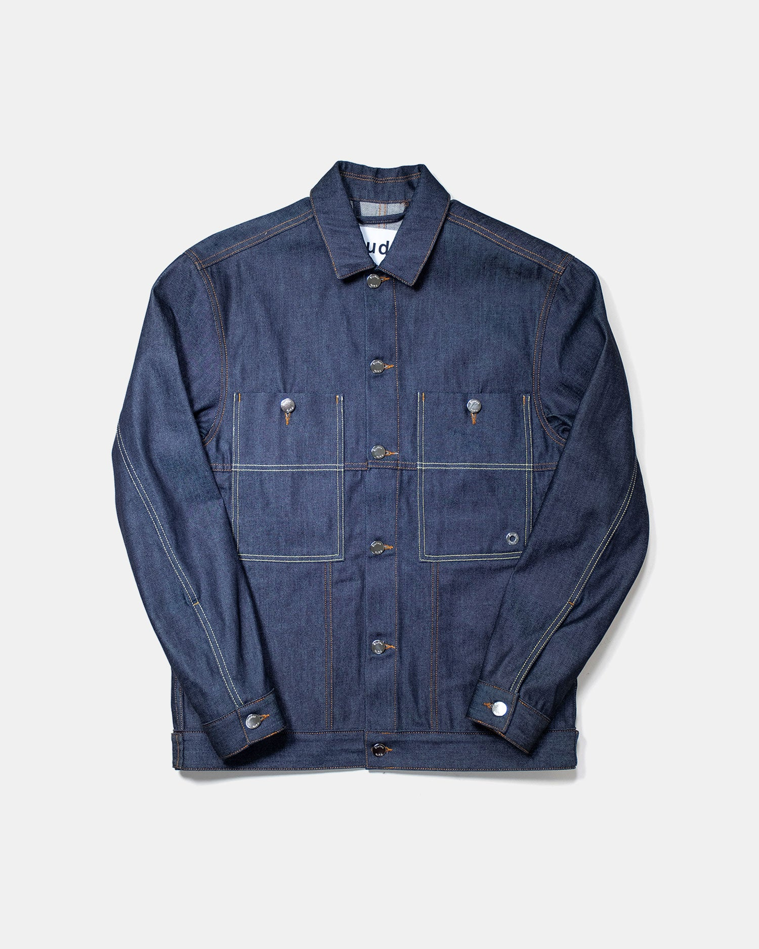 Études Guest Denim Jacket Indigo