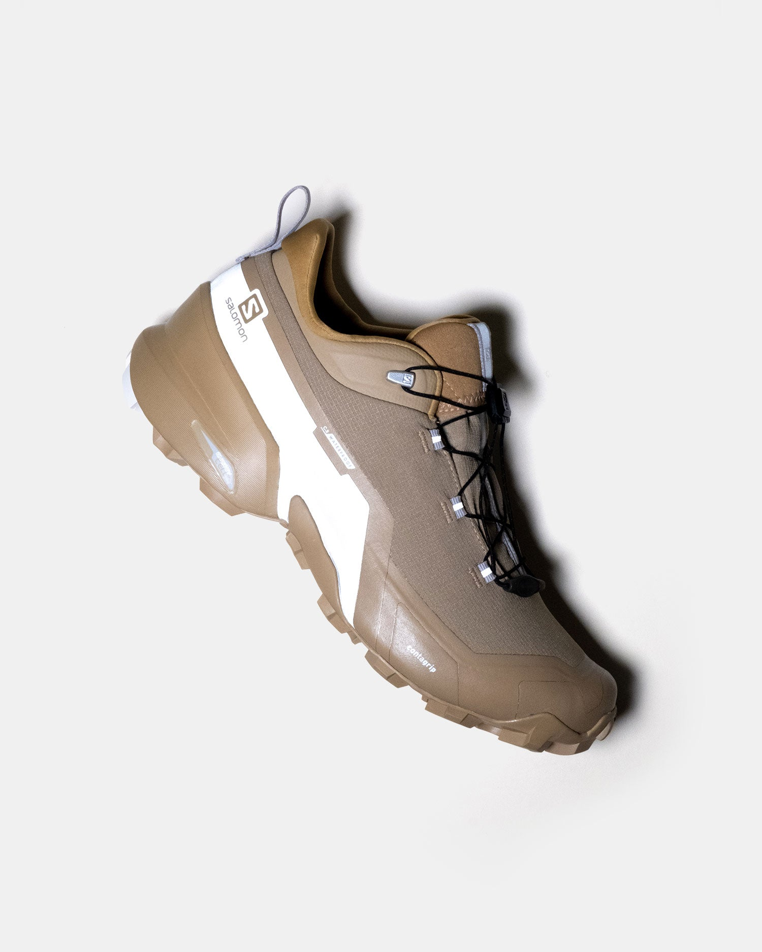 and wander x Salomon Cross Hike Kelp