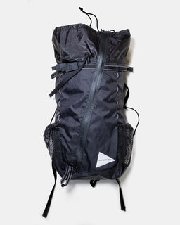 and wander XPAC Backpack 30L Black