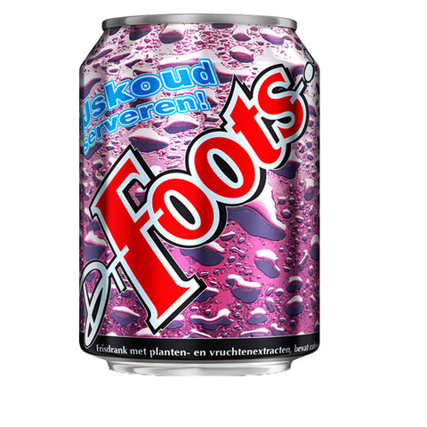 Dr Foots Co­la re­gu­lar