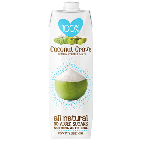 100% Co­conut gro­ve