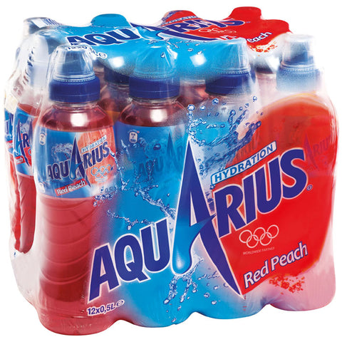 Aqua­ri­us Red peach