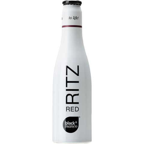 Black & Bi­an­co Red ritz