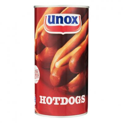 Unox Blik hot­dogs