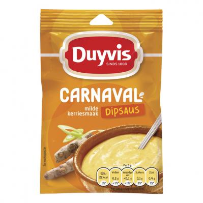 Duy­vis Dip­saus mix car­na­val