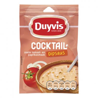 Duy­vis Dip­saus mix cock­tail