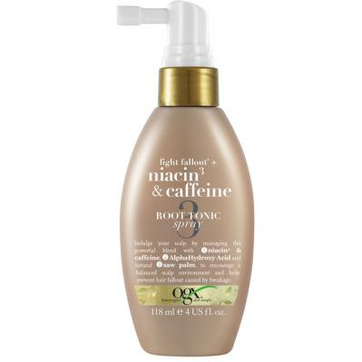 OGX An­ti-hair fal­lout root sti­mu­la­tor spray