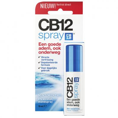 CB12 Mond­spray