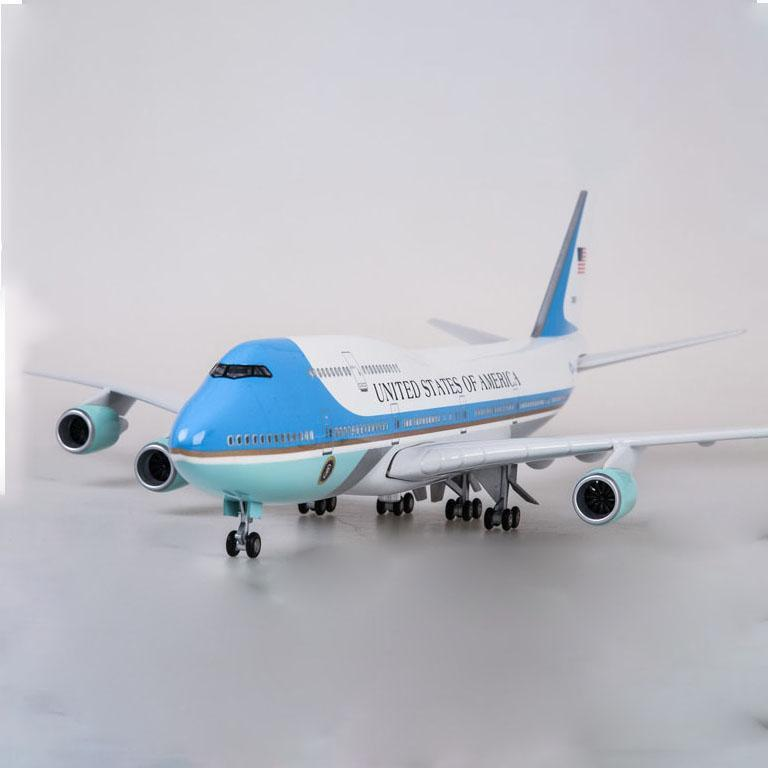air force one model airplane