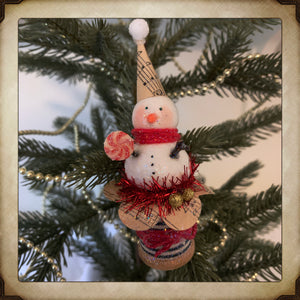 DIY Ornament Kit- Peppermint