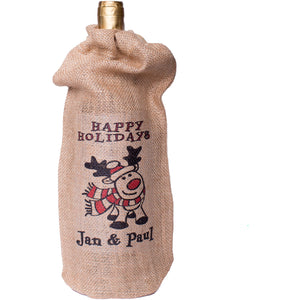 Holiday Beverage Sacks