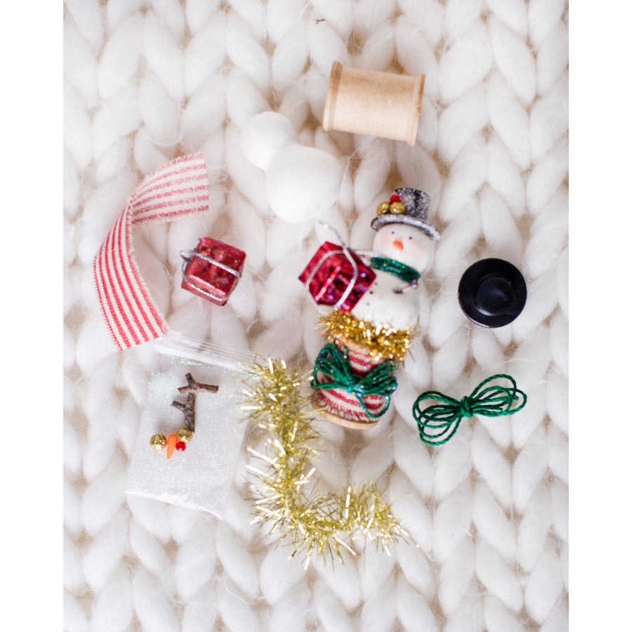 DIY Ornament Kit- Present