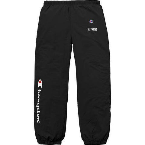 Supreme 18S/S Champion Track Pant Black