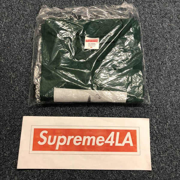 Supreme 18F/W The Empire State Building Tee Dark Green