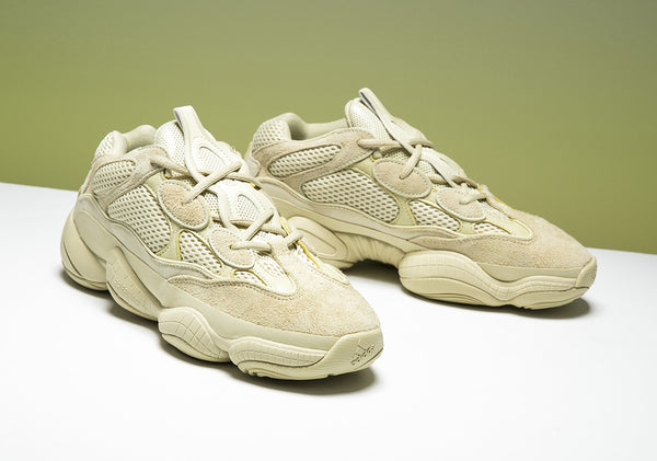 Adidas Yeezy Boost 500 Supermoon Yellow