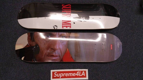 Supreme 17F/W Scarface Skateboard Deck Set of 2 Split & Shower