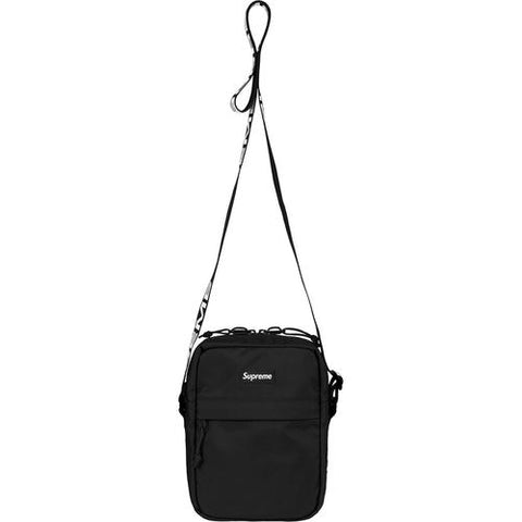Supreme 18S/S Shoulder Bag Black
