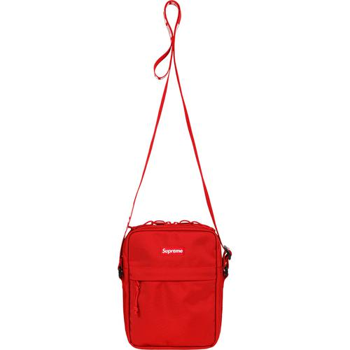 Supreme 18S/S Shoulder Bag Red