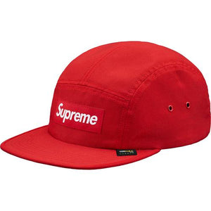 Supreme 18S/S Cordura Camp Cap Red