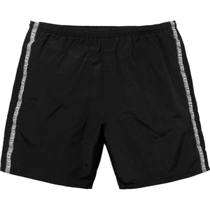 Supreme 18S/S Tonal Taping Water Short Black