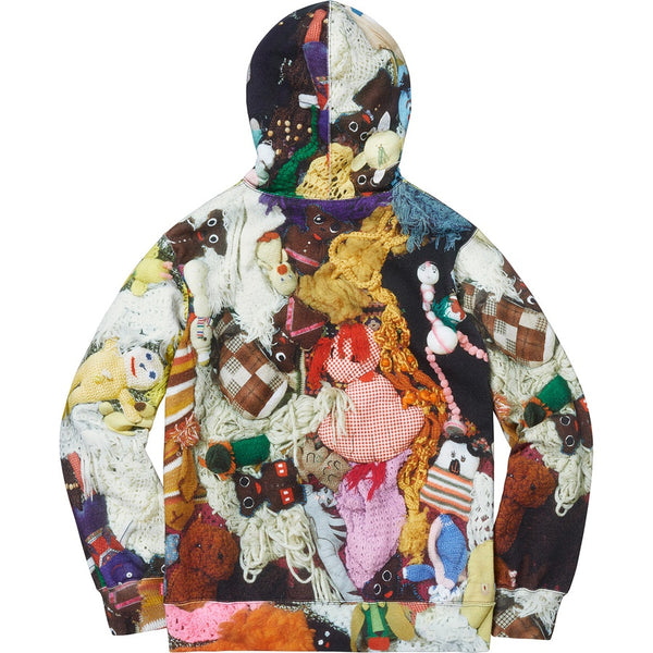 Supreme More Love Hours Than Can Ever Be Repaid Hooded Sweatshirt