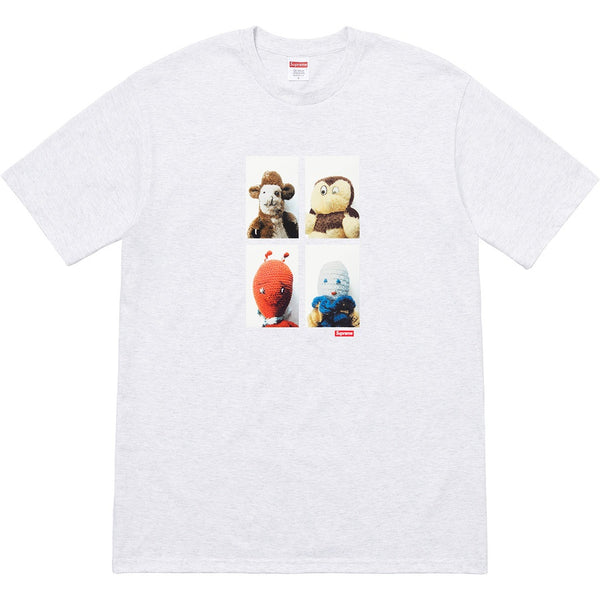 Supreme 18F/W Ahh…Youth! Tee Ash Grey Size XL