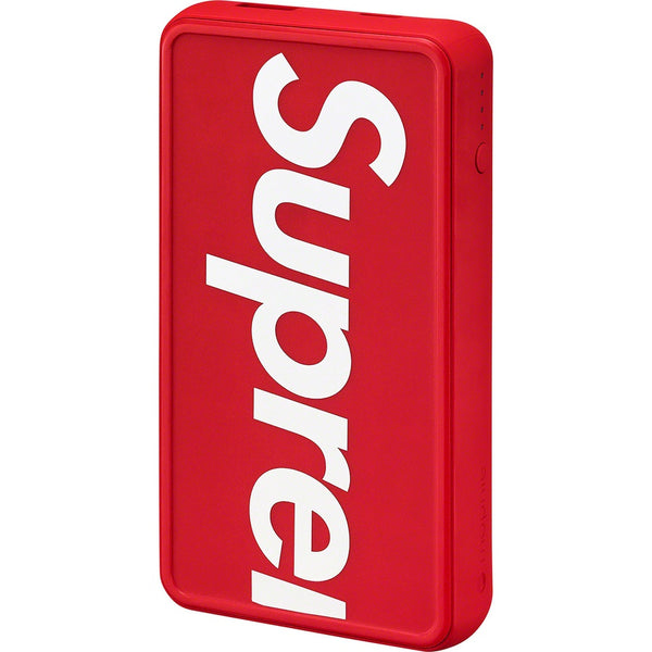 Supreme mophie powerstation wireless XL Red