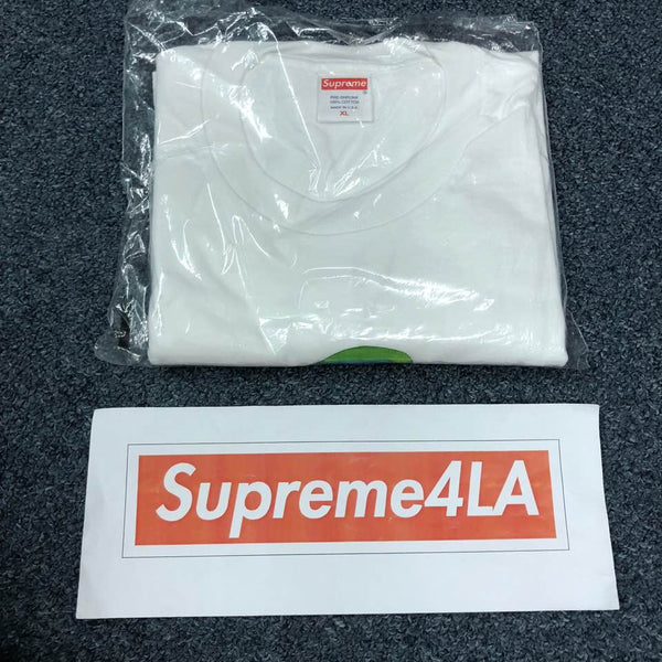 Supreme 18S/S Tentacles Tee White