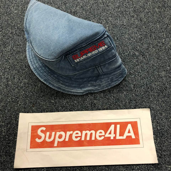 19S/S Pocket Crusher Light Denim