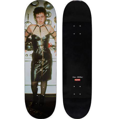 Supreme 18S/S Nan Goldin Skateboard Deck Set of 3