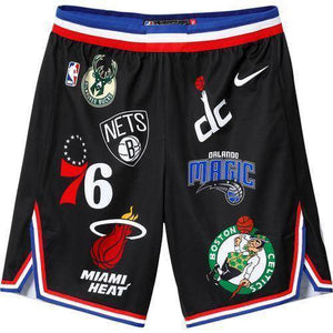 Supreme 18S/S Nike NBA Teams Authentic Short Black