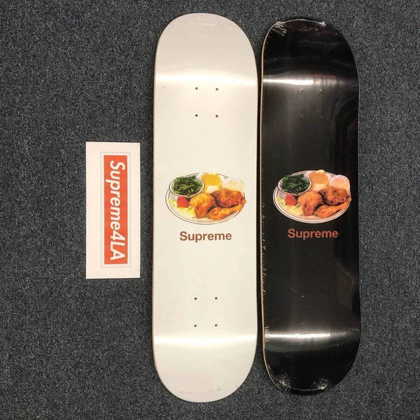 Supreme 18S/S Chicken Dinner Skateboard Decks (Set of 2)