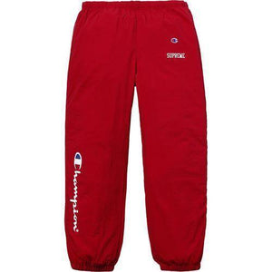 Supreme 18S/S Champion Track Pant Dark Red