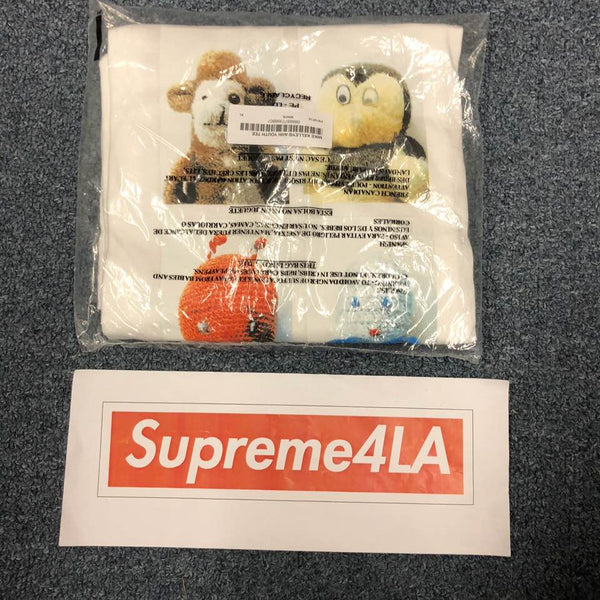 Supreme 18F/W Ahh…Youth! Tee White Size XL