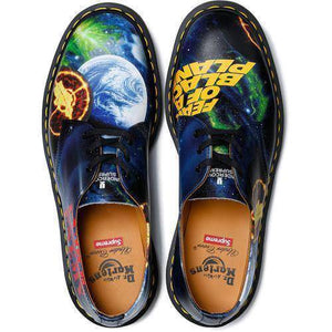 Supreme 18SS Undercover Dr. Martens Public Enemy 3-Eye Shoe